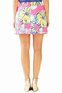 Lilly Pulitzer Marigold Skort from Sandestin Golf and