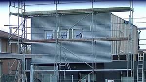 Fassade Mit Blech Verkleiden : wellblech alu fassade metallteile verbinden ~ Watch28wear.com Haus und Dekorationen