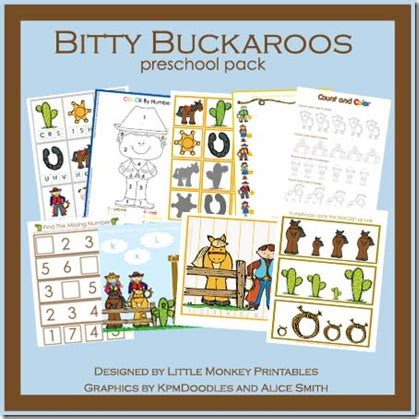 our monkeys bitty buckaroos preschool pack itsy 161   cowboysaleimage%25255B1%25255D