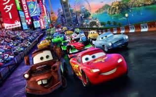 cars 2 movie characters - Cars The Movie 2 Characters