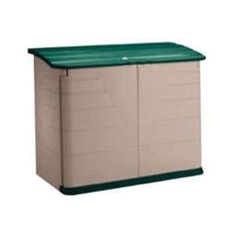 Rubbermaid Gable Storage Shed 7 X 3 by Shop Rubbermaid 7 25 Ft X 7 2 Ft Gable Storage Shed At Lowes