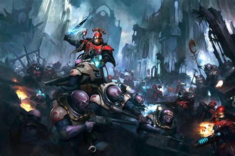 Scion Iii The Imperium Plot warhammer 40000 kill team review gamer matters