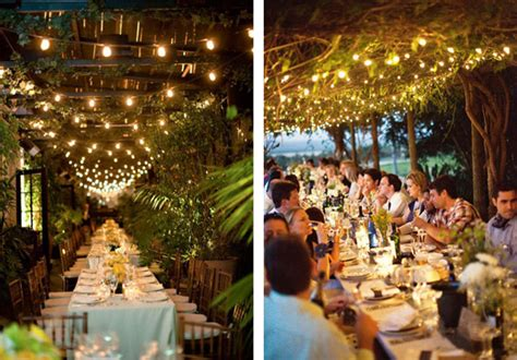 wedding decoration ideas the importance of lighting