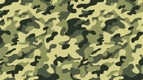 Hd Background Military Camouflage Texture Pattern Green