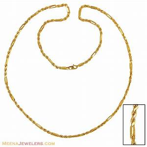 Gold: Mens Gold Chain India