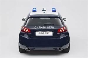 308 Gti Occasion : les policiers italiens en peugeot 308 gti ~ Medecine-chirurgie-esthetiques.com Avis de Voitures