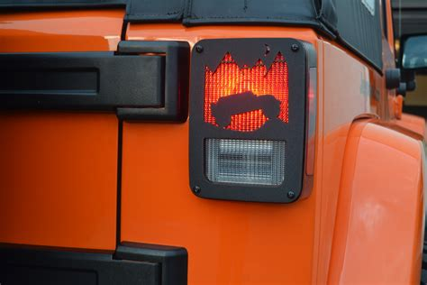 jeep wrangler light covers jeep tweaks
