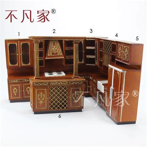 miniature dollhouse kitchen furniture popular miniature kitchen cabinets buy cheap miniature