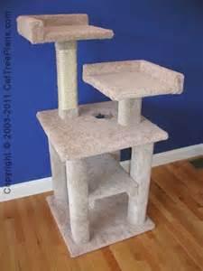 cat tower plans how to build cat furniture plans pdf plans