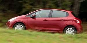 Consommation Peugeot 208 : une version basse consommation pour la 208 vti 82 ch challenges ~ Maxctalentgroup.com Avis de Voitures