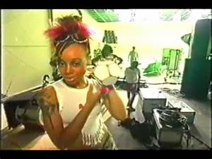 "Lisa ""Left Eye"" Lopes Making of The Block Party Part.3 ..."