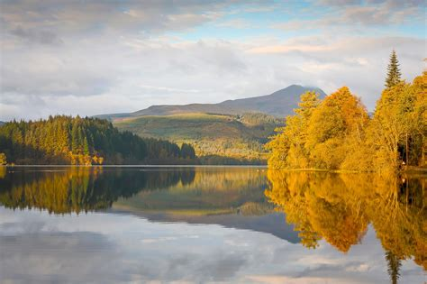 scotlands forest parks  autumn rangers tips visitscotland