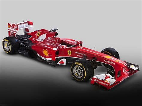 Ferrari 2014 F1 Race Car Name To Be Determined By Fans