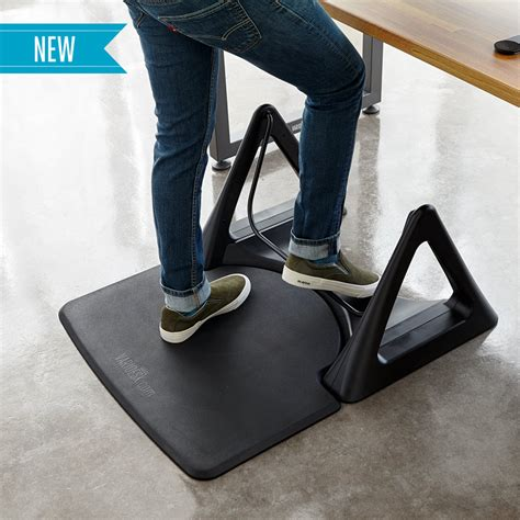 foot stand for desk standing floor mat activemat rocker varidesk standing desks