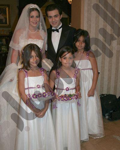 صور زفاف منه ابنه الفنان حسين فهمي يلا فيديو Yala Video