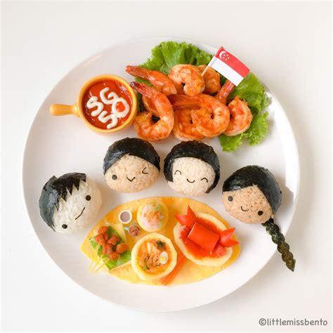 cuisine bento sg50 bento foodart miss bento