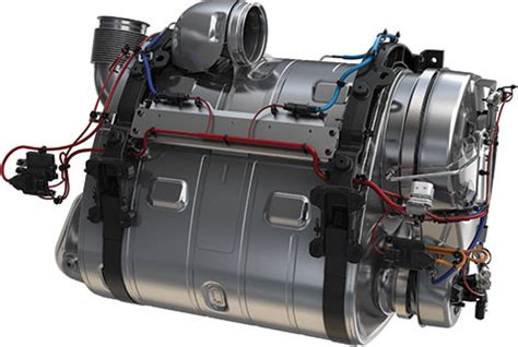 exhaust aftertreatment system  improved body