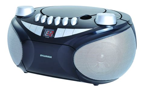 Cassette Player Boombox by Gpx Inc Bca206s Portable Am Fm Boombox With