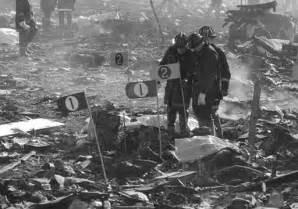 American Airlines Flight 191 Bodies