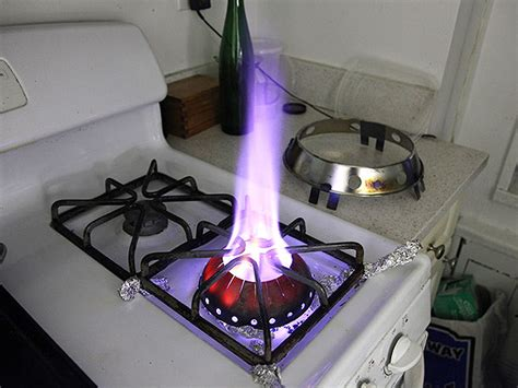 ge gas cooktop grates the wok mon converts your home burner into a wok range
