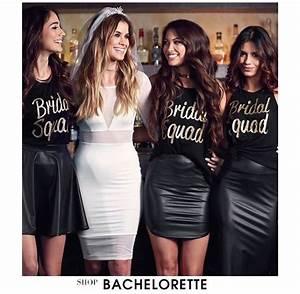 The 25+ best Bachelorette party outfits ideas on Pinterest | Brides maid shirts Brides maid ...