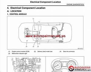 2013 Subaru Xv Wiring Diagram