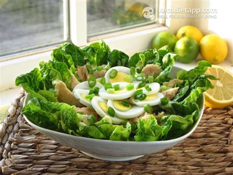 keto tuna salad  ketodiet blog