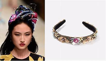 Accessories Hair Wearing Modern Guide Chic Beauty