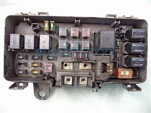Buy 2001 Honda Odyssey Engine Fuse Box No Lid 38250