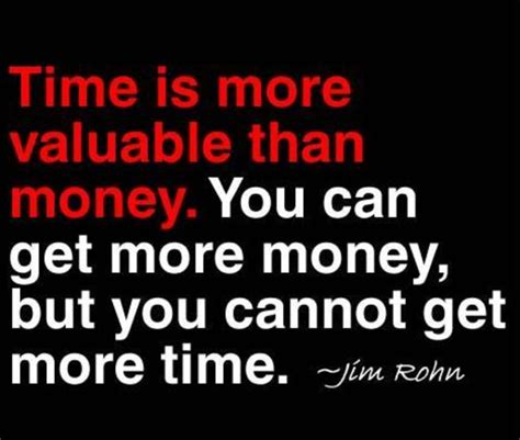 Quotes About Time Is Money
