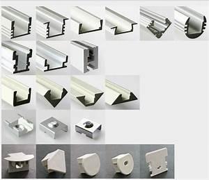 Led Strip Profil : source led strip profile led aluminum channel aluminum profile for led strip on ~ Buech-reservation.com Haus und Dekorationen