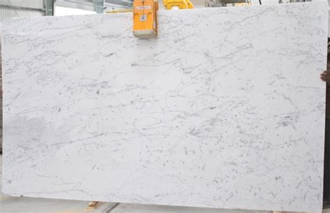 polar white marble hone finish new material vanity top