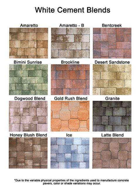 colored pavers brick paver colors install pavers brick