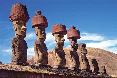 Mysteries that Surround Moai and Easter Islands Annoyz View