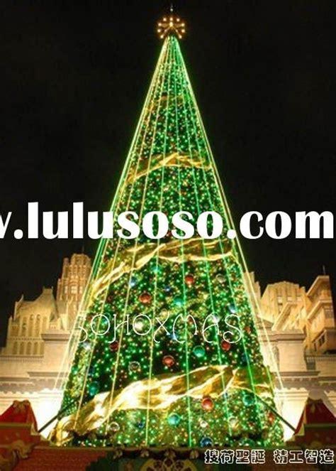 outdoor christmas tree lights pole outdoor light pole
