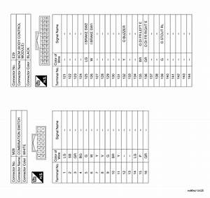 Nissan Rogue Service Manual  Wiring Diagram - With Intelligent Key System