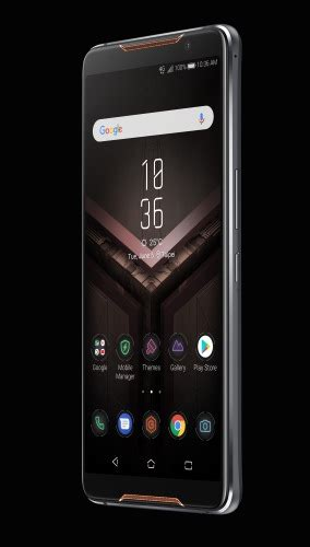 asus republic of gamers reveals the rog phone a gaming smartphone with a 3d vapor chamber