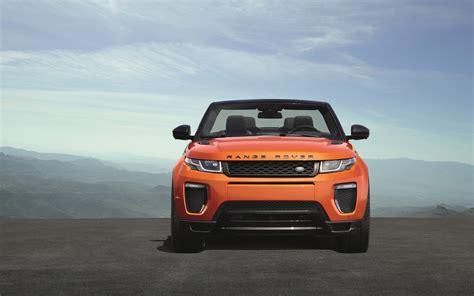 2018 Land Rover Range Rover Evoque Convertible 3 Wallpaper