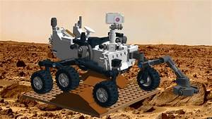 Lego Mars Rover 'Curiosity' Set Approved After CuuSoo ...