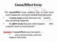 best ideas about cause effect what you ll love cause and effect essay examples