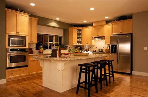 mod鑞es de cuisines modernes modèles de cuisines aménagées deco maison moderne