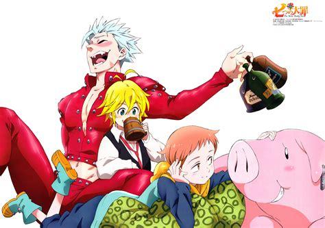 Seven Deadly Sins Anime Wallpaper Hd - the seven deadly sins wallpapers wallpaper cave