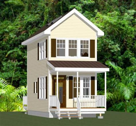12x28 Tiny House  #12x28h8a  756 Sq Ft  Excellent
