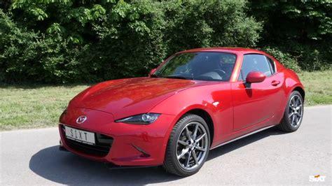 Sixt Rent A Car- Sixt Quick Check Mit Dem Mazda Mx-5 Rf