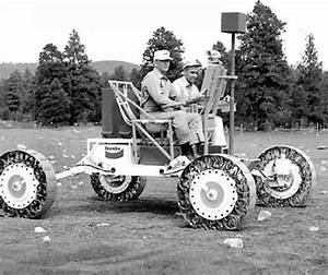 The Lunar Roving Vehicle Wins The Mobility Debate - Lunar Surface