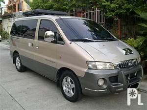 Hyundai Starex 01 For Sale In Cavite City  Calabarzon