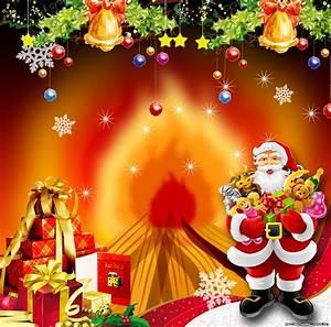 Merry Christmas Beautiful Card Cards Graphics99 com
