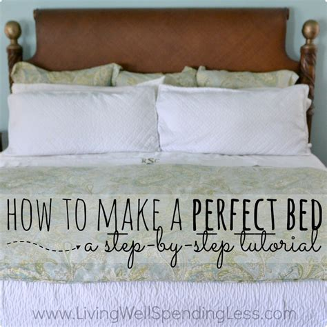 38187 lovely how to make your bed how to make a bed living well spending less 174