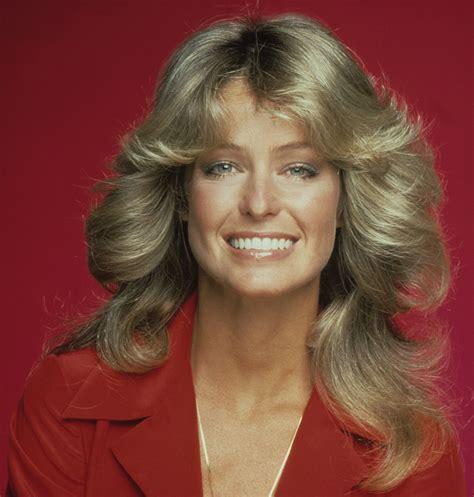 1970's farrah fawcett hair style tutorial. Farrah Fawcett Hairstyles   Hairstylo