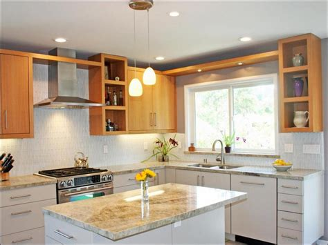 Excellent U Shaped Kitchen Layout With Island 78 On Home